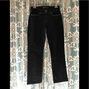Levi's 529 Curvy Straight Jeans